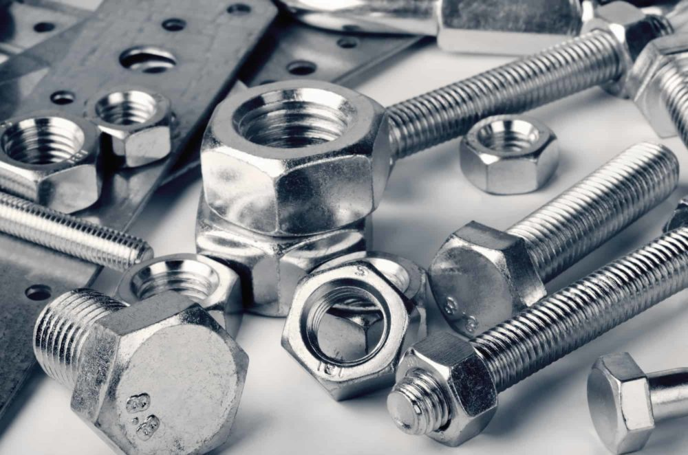 Teflon Coated Bolts Cost Efficient Fasteners