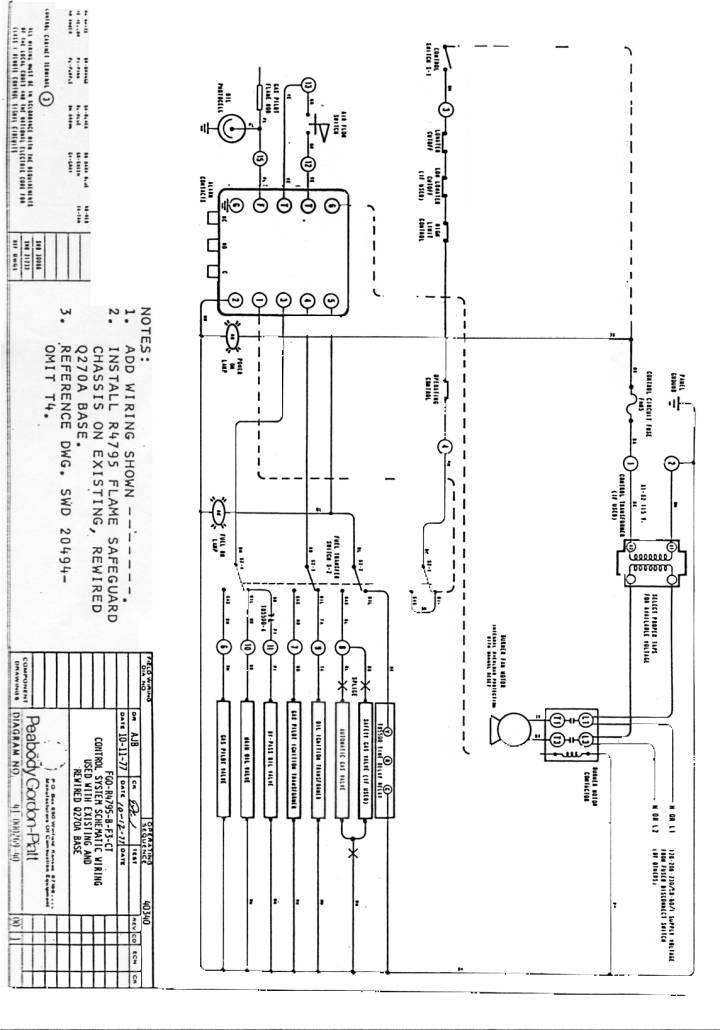 Safgard Low Water Cut Off Wiring Diagram : 40 Wiring