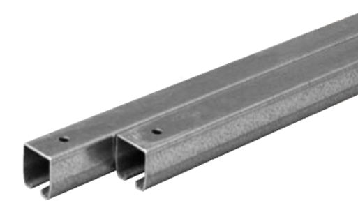 curtain track 6 length 16 gauge