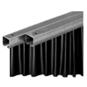 industrial curtain track custom made