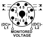 Macromatic : Voltage Monitor Relays VW Series Voltage Band