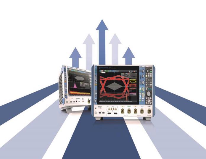 Rohde Schwarz Bandwidth Oscilloscopes