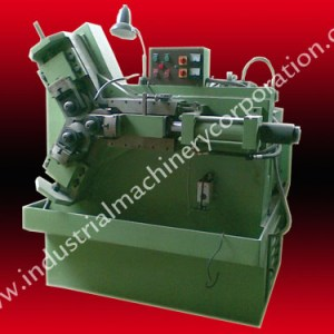 Hydraulic thread rolling machine 3 roll type