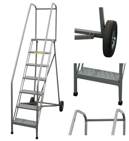 Roll A Fold Ladders Industrial Man LiftsAircraft