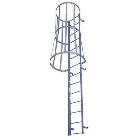 walkthru fixed ladder with