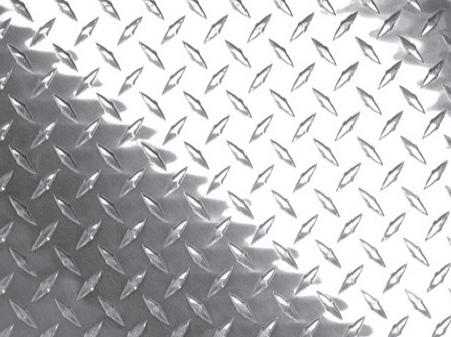 aluminum diamond plate industrial