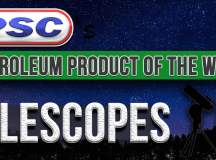 Petroleum Product of the Week: Telescopes   Industrial Outpost