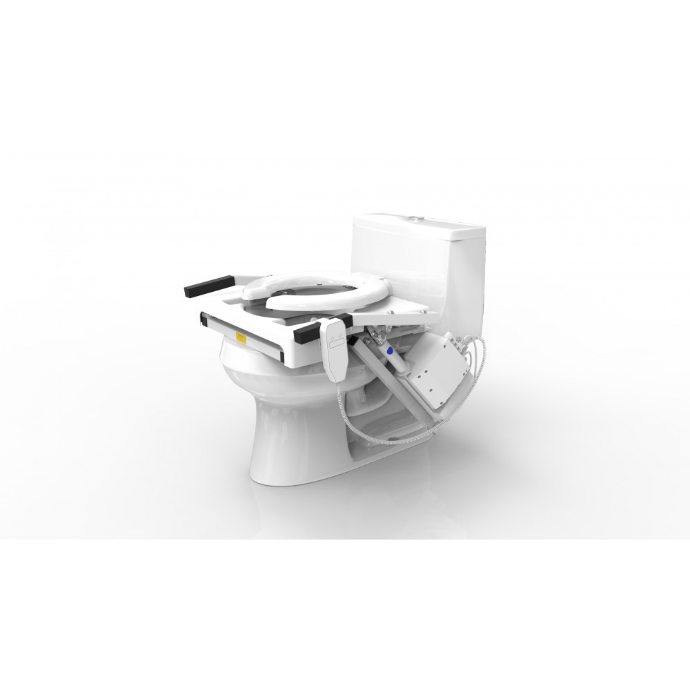 heavy duty lift chair canada wholesale computer chairs ez-access tilt smss toilet incline - fits standard seat toilets