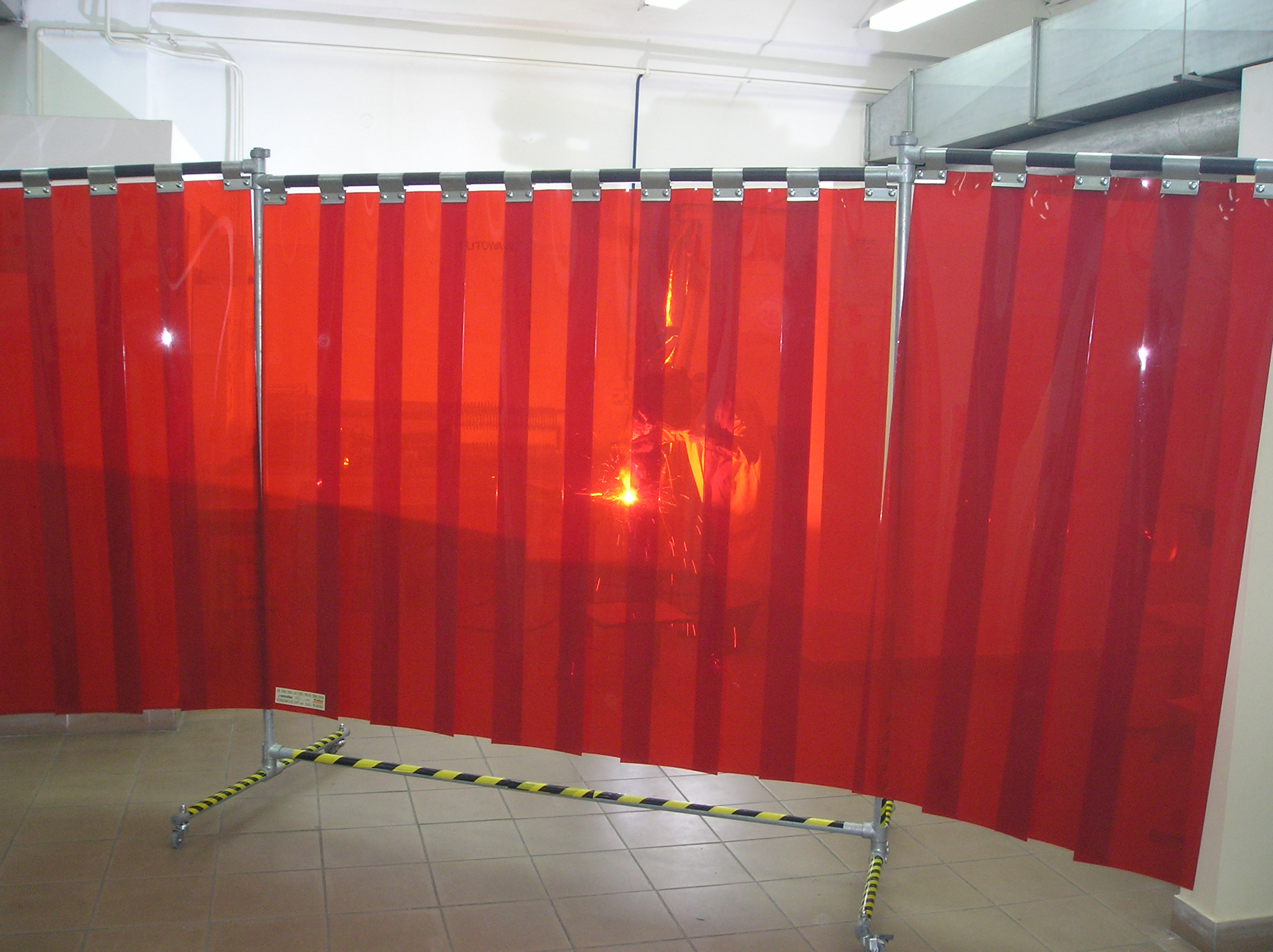 Welding Curtain Wall