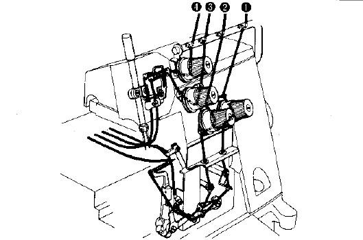 singer 603 sewing machine threading diagram