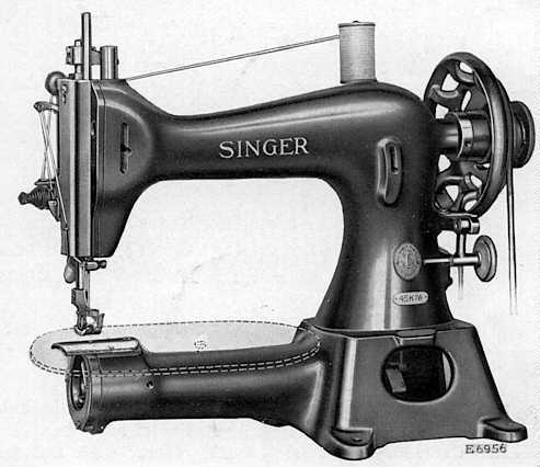 Singer 45K
