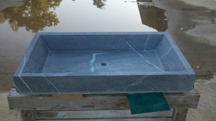 Shaker Sink - Va soapstone