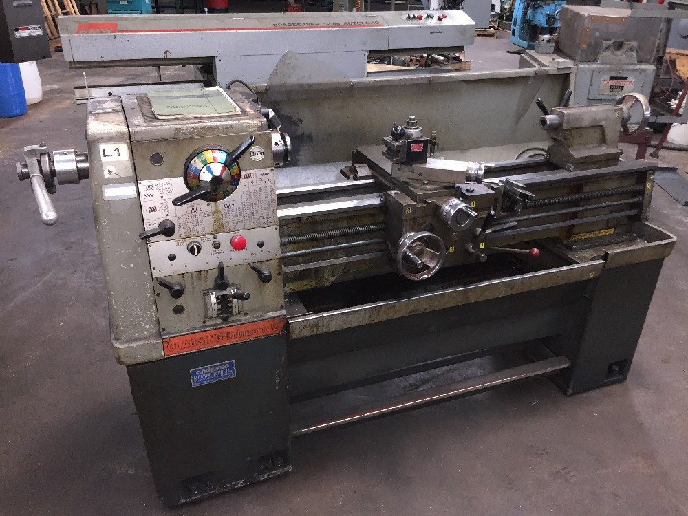Clausing Colchester 13 X 40 Lathe