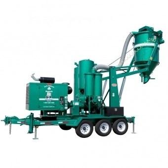Hurricane 828 Vacuum System  Industrial Vacuum Equipment Corporation