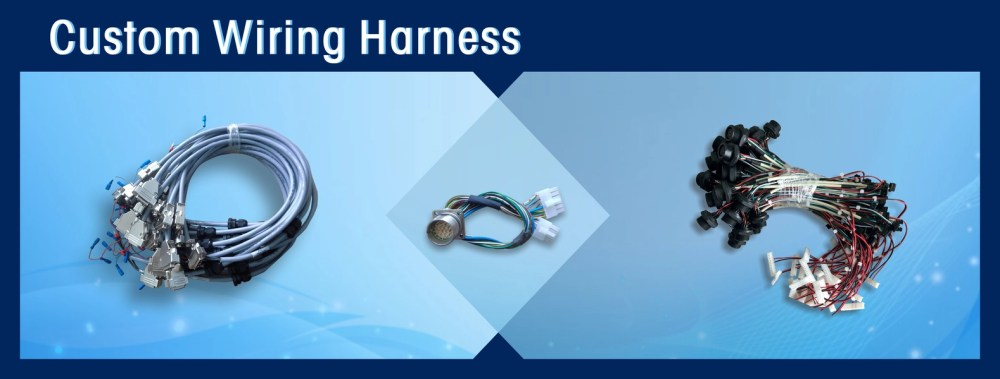 medium resolution of china best industrial wire harness on sales