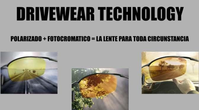 Drivewear, tecnología visual al servicio del conductor.