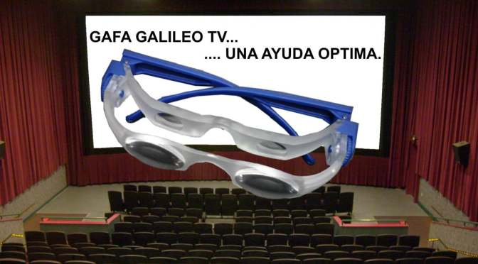 Gafa Galileo TV