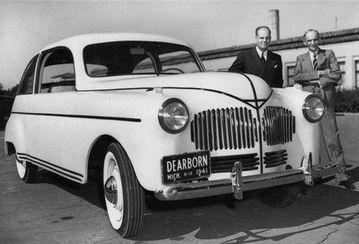 La voiture bio-sourcée a… 73 ans