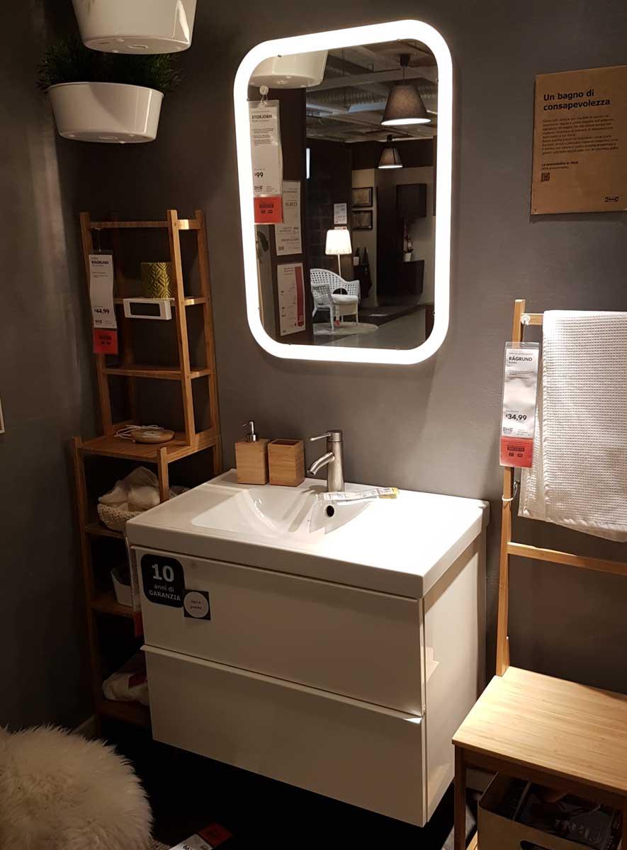 Mobili bagno Ikea la giusta soluzione per tuo bagno