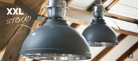 Industrile Lampen online  stoere industriele lampen