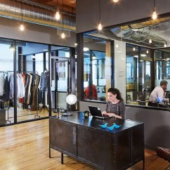 Desk Chair York Office Glides Chicago - River North Coworking Space | Industrious