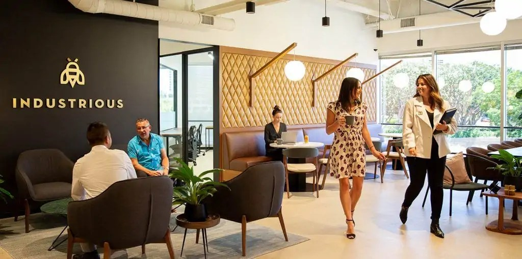 Irvine Coworking Space  Office Space  Private Offices  Industrious