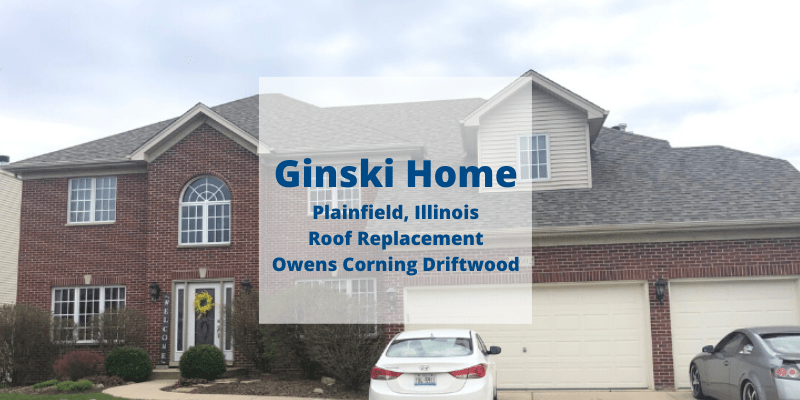Plainfield Roof Replacement