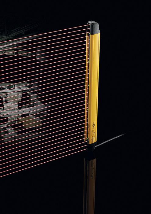 keyence safety light curtains boost