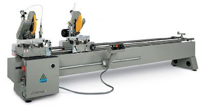 Cutting Aluminum Extrusion Miter Saw
