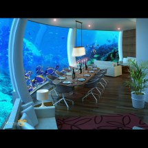 Sleep With Fishes In World Underwater