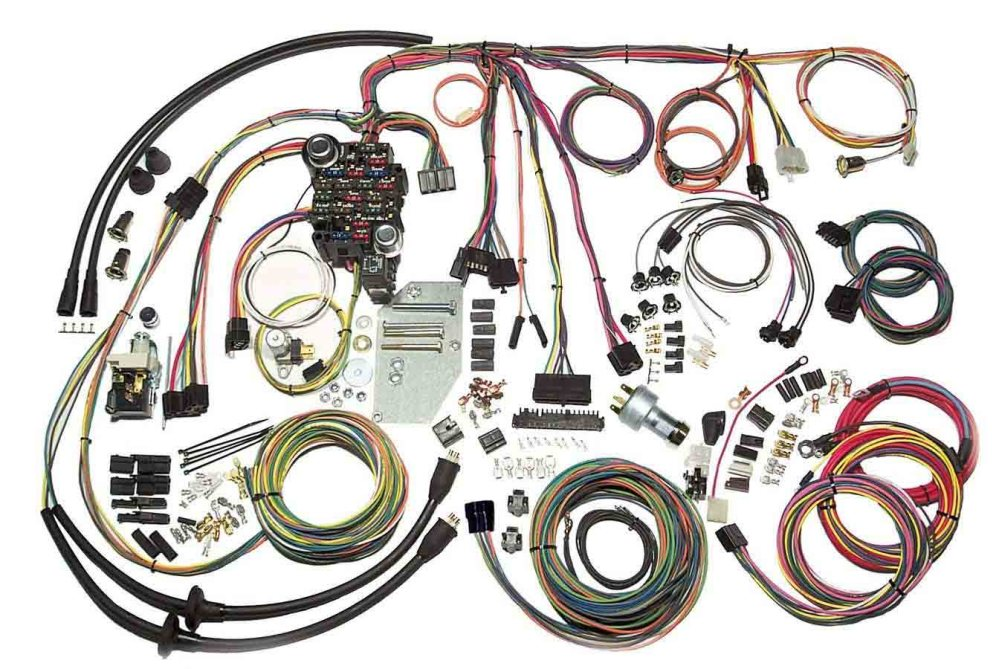 medium resolution of 55 56 chevy classic update wiring system