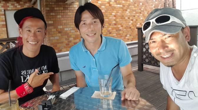 海外でプロになる。サッカー選手「柴村直弥」さん登場!