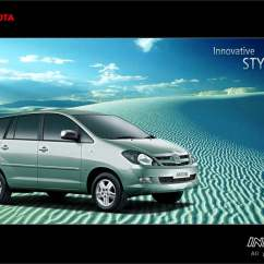Wallpaper All New Kijang Innova Grand Avanza G Putih Toyota Indyacars