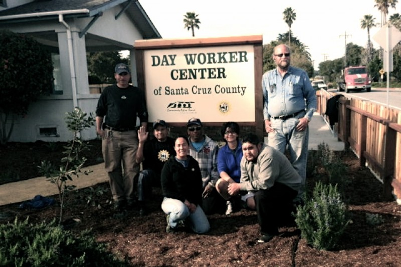 Day Worker Center Of Santa Cruz Seeks Funds To Build A