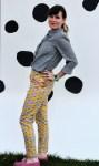 Banana Stand Pants by Katie Kortman