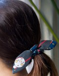 5 ways to change up the humble Scrunchie - a tutorial
