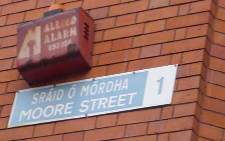moore street- the heart of modern ireland