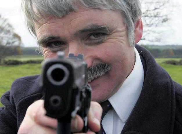 Gunman Willie O Dea keeps quiet about bank robberies  Indymedia Ireland