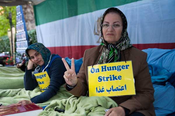 Hunger Strikers
