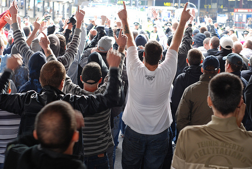 The EDL is a nationalist, islamophobic RACIST organisation