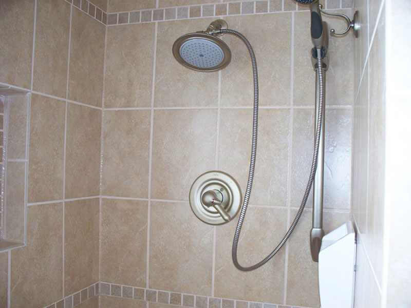 Custom Showers Indianapolis  Shower Design  Remodel