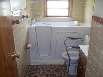 Walkin Tubs Indianapolis  Walkin Shower Installation