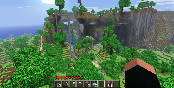 Review – Minecraft
