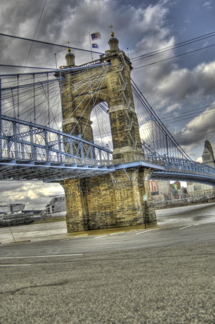 Cincinnati Ohio – HDR Photography (Part 2 of 3)