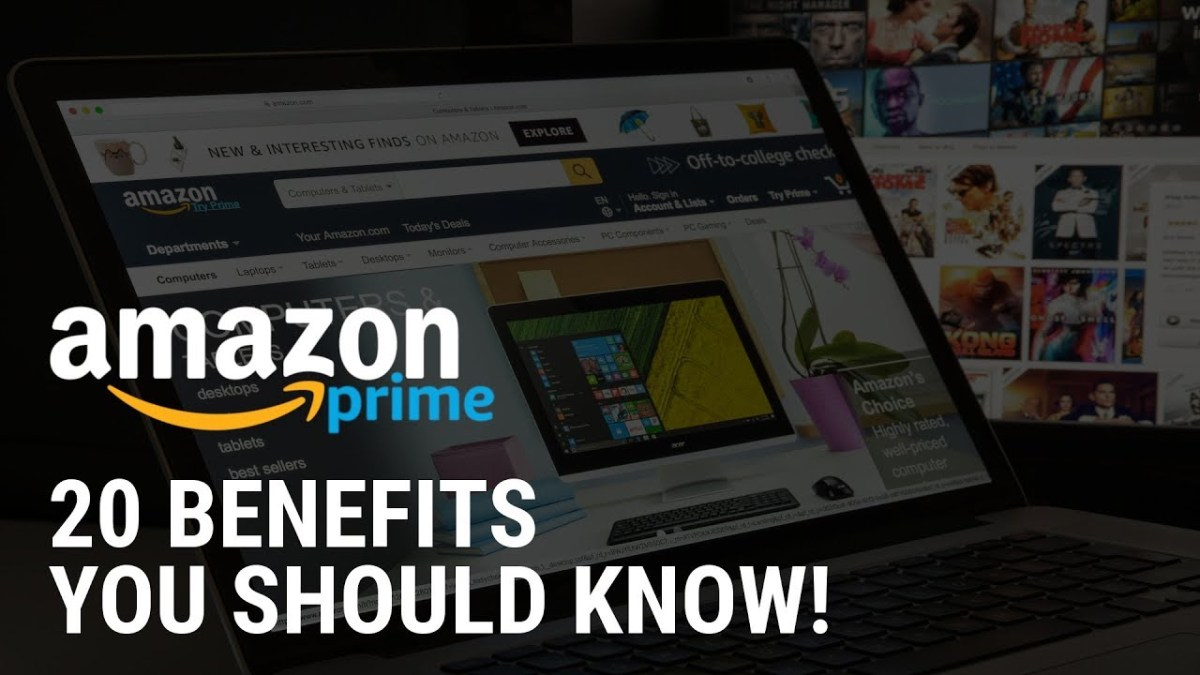 Amazon Prime Benefits You Might Not Know About