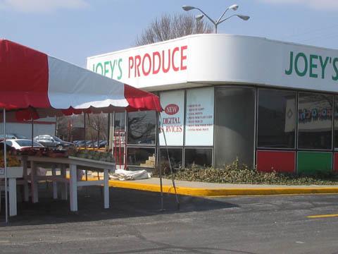 Joey's Produce