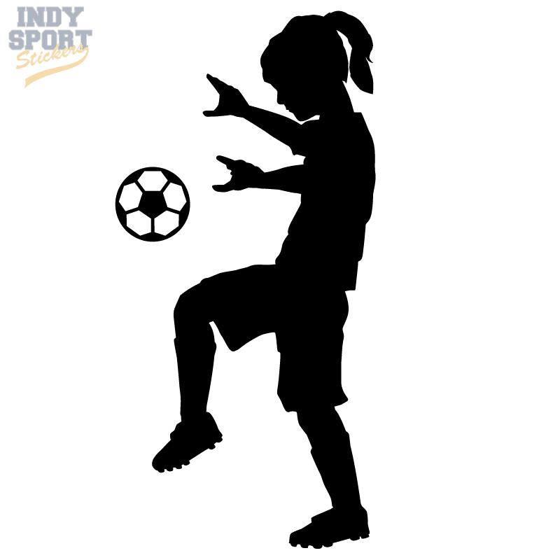 Soccer Clip Player Art Shooting