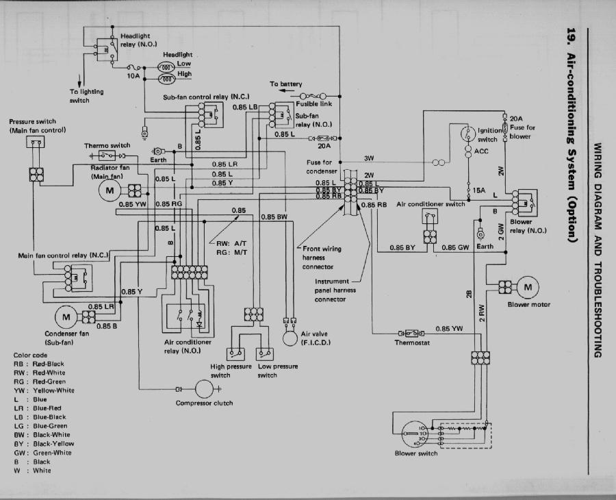 [DIAGRAM] Subaru Ea82 Wiring Diagram FULL Version HD