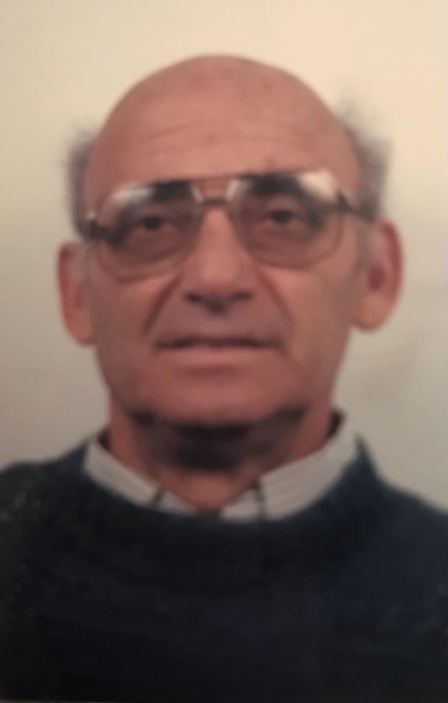 Moris Levi'nin Kibbutz'da yaşamını sürdürmüş amcası İshak Levi.jpg