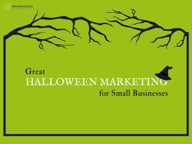 Great Halloween Marketing Ideas For Small Business | Featured